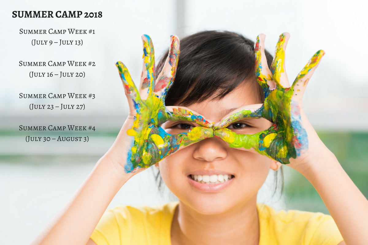 KIDS CAMPS & WORKSHOPS
